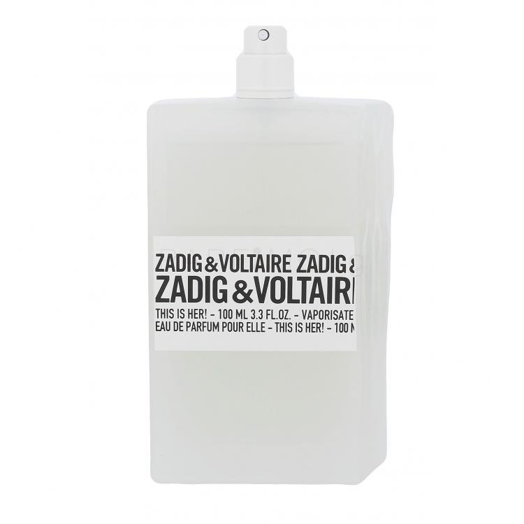 Zadig & Voltaire This is Her! Eau de Parfum за жени 100 ml ТЕСТЕР