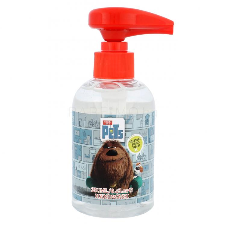Universal The Secret Life Of Pets With Giggling Sound Течен сапун за деца 250 ml