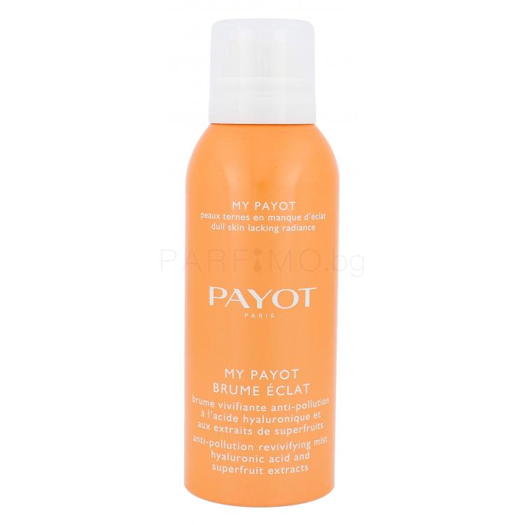 PAYOT My Payot Anti-Pollution Revivifying Mist Вода за лице за жени 125 ml