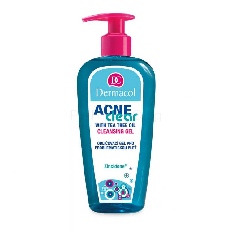 Dermacol AcneClear Cleansing Gel Почистващ гел за жени 200 ml