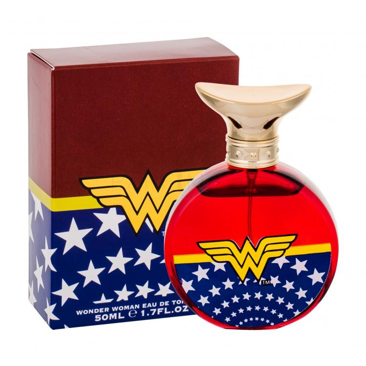 DC Comics Wonder Woman Eau de Toilette за деца 50 ml