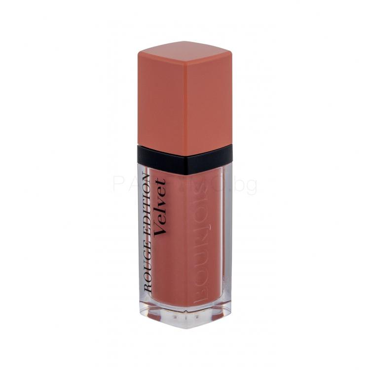 BOURJOIS Paris Rouge Edition Velvet Червило за жени 7,7 ml Нюанс 17 Cool Brown