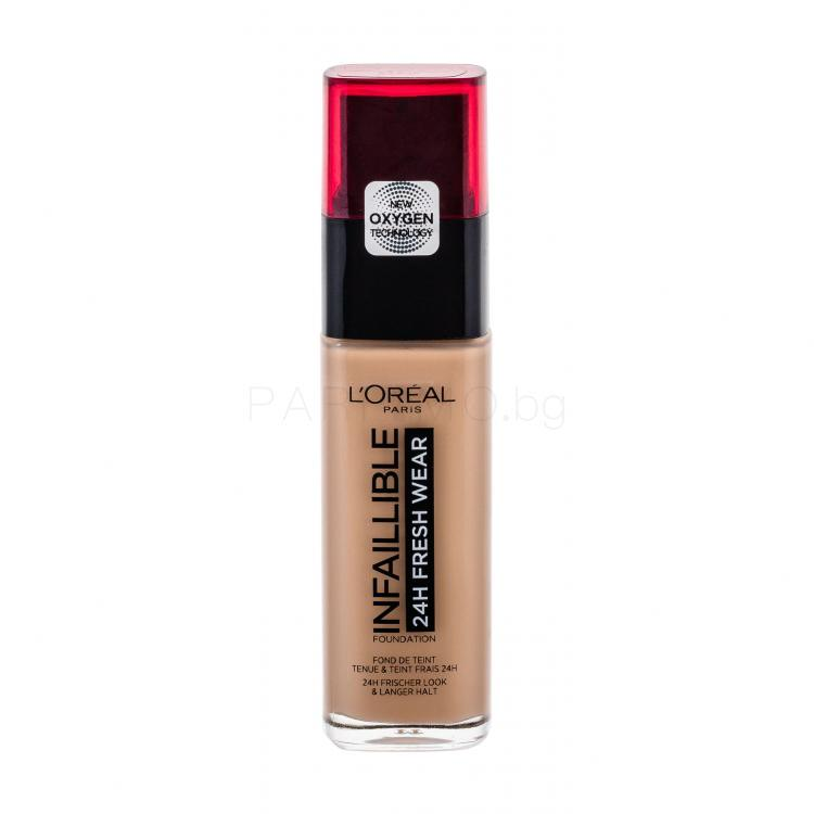 L´Oréal Paris Infallible 24H Fresh Wear Грим за жени 30 ml Нюанс 220 Sand