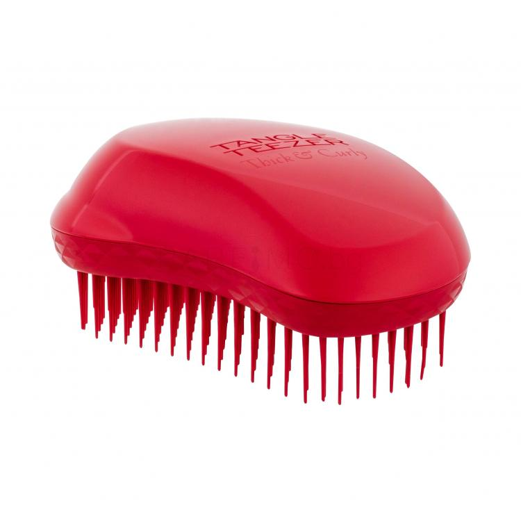Tangle Teezer Thick & Curly Четка за коса за жени 1 бр Нюанс Red