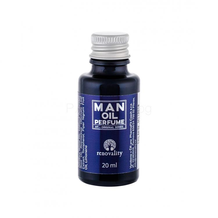 Renovality Original Series Man Oil Parfume Парфюмно масло за жени 20 ml
