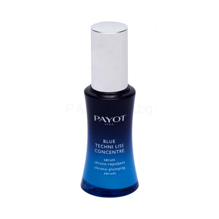 PAYOT Blue Techni Liss Concentré Серуми за лице за жени