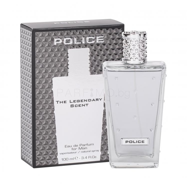 Police The Legendary Scent Eau de Parfum за мъже 100 ml