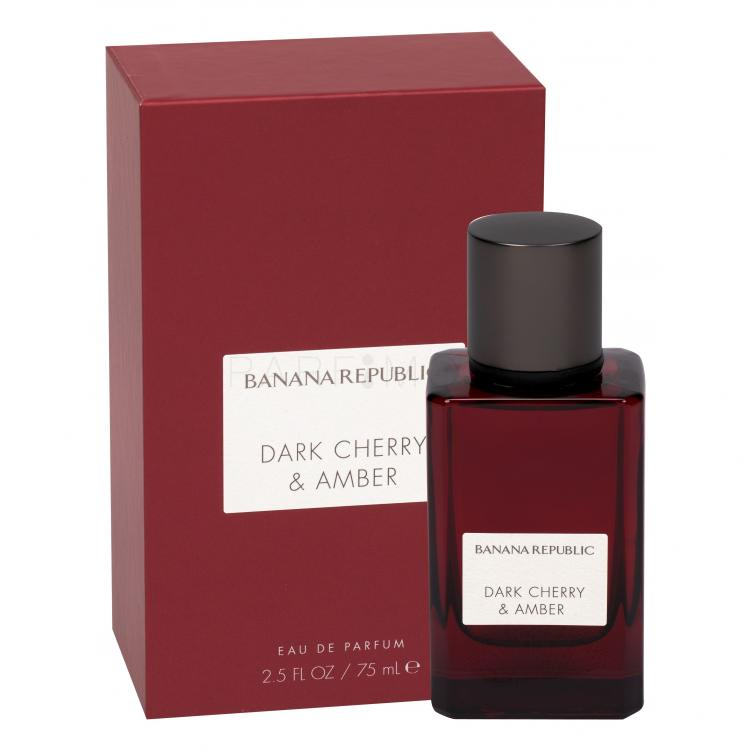 Banana Republic Icon Collection Dark Cherry & Amber Eau de Parfum 75 ml