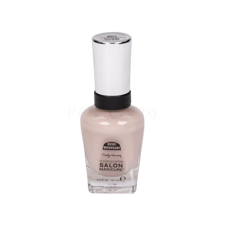 Sally Hansen Complete Salon Manicure Лак за нокти за жени 14,7 ml Нюанс 380 Saved By The Shell