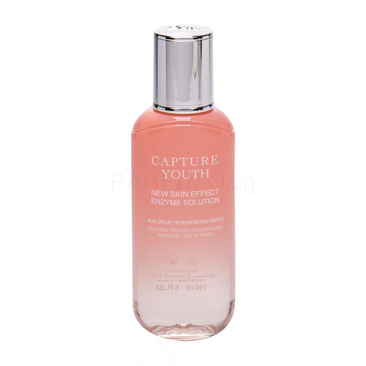 Christian Dior Capture Youth New Skin Effect Вода за лице за жени 150 ml ТЕСТЕР